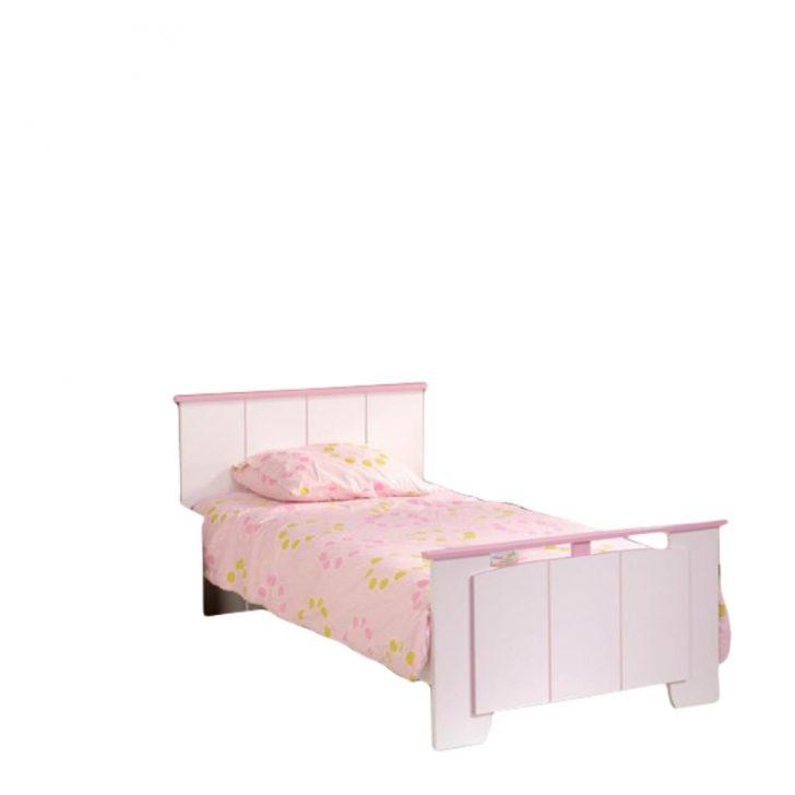 Medium Size of Kinderbett Biotiful Wei Rosa Bett B Real Jugend Betten Sofa Mit Bettkasten 140x220 140 Günstige Einfaches Schlicht Paidi Aufbewahrung Ruf Gästebett Bett Prinzessinen Bett