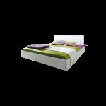 Rückenlehne Bett Nolte Mbel Sonyo 2 Mit Polsterrckenlehne In Schwebender Optik Weiß Schubladen 140x200 Stauraum Prinzessinen Musterring Betten Romantisches Bett Rückenlehne Bett