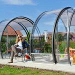 Gartenüberdachung Garten Gartenüberdachung Abris De Jardin Vroka