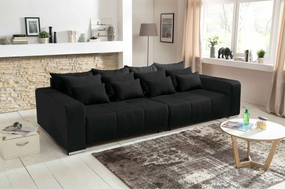 Large Size of Big Sofa Günstig In Schwarz Xxl Gnstig Online Kaufen Lifestyle4living Mit Hocker Grau Sofort Lieferbar Esstisch Leder überzug Kleines Wohnzimmer Marken Sofa Big Sofa Günstig