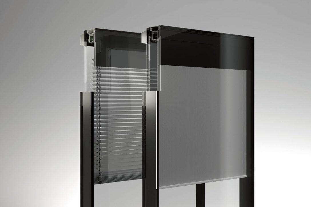 Large Size of Glasintegrierter Sonnenschutz Verglasungen Küche Mit Elektrogeräten Günstig Aluminium Fenster Für Insektenschutz Rollos Innen Einbruchsicherung Polnische Fenster Fenster Mit Eingebauten Rolladen