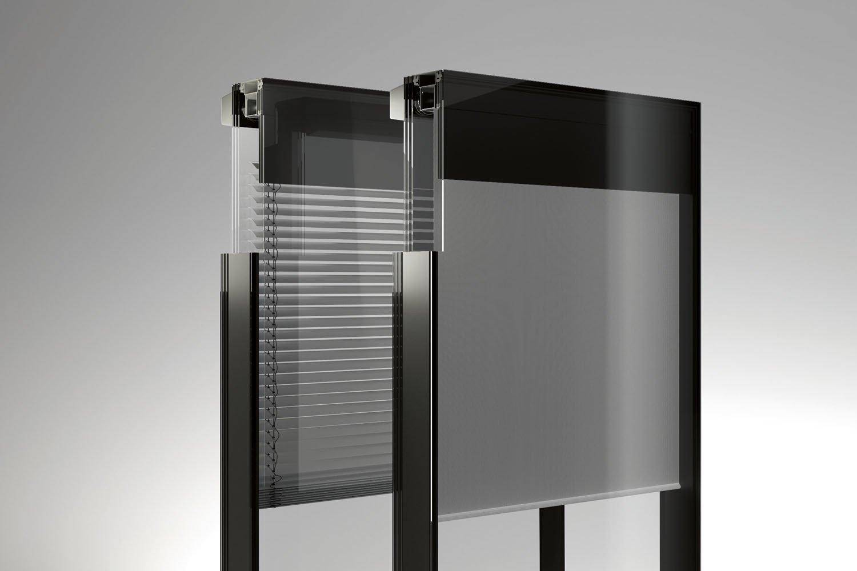 Full Size of Glasintegrierter Sonnenschutz Verglasungen Küche Mit Elektrogeräten Günstig Aluminium Fenster Für Insektenschutz Rollos Innen Einbruchsicherung Polnische Fenster Fenster Mit Eingebauten Rolladen