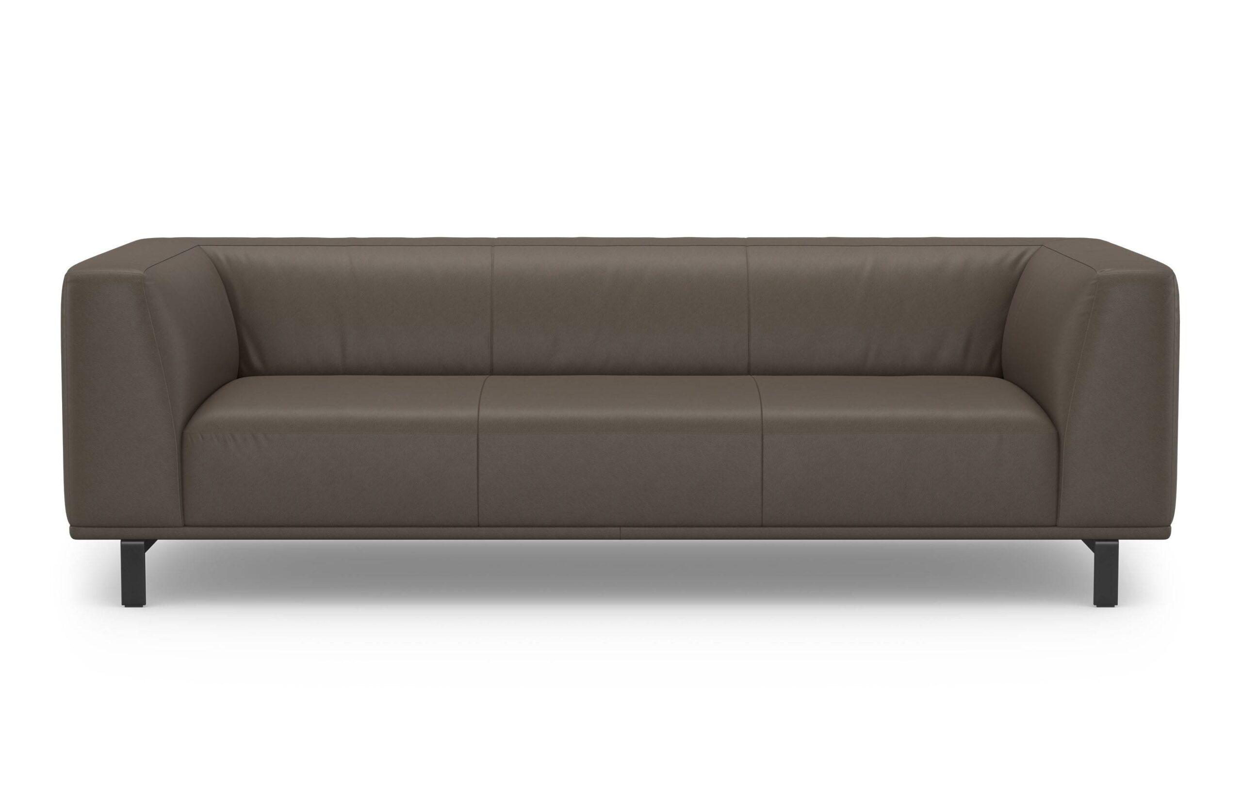 Full Size of Sofa Leder Braun 3 Sitzer   Chesterfield Gebraucht 3 2 1 Couch Vintage 2 Sitzer Kaufen Sitzer View Sitzfeldtcom Kolonialstil Relaxfunktion Weiches Büffelleder Sofa Sofa Leder Braun