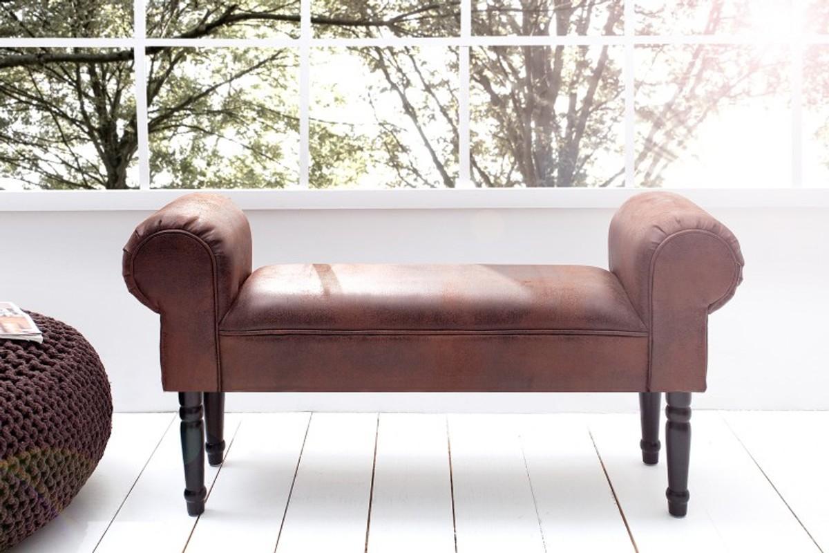 Full Size of Casa Padrino Designer Sitzbank Braun Breite 100 Cm Landhaus Sofa Home Affair Grau Weiß Xora 2 5 Sitzer Günstig Kaufen Englisch Brühl Reiniger Impressionen Sofa Sofa Sitzhöhe 55 Cm