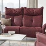 Sofa 2 5 Sitzer Sofa Sofa 2 5 Sitzer Couch Leder Relaxfunktion Mit Elektrisch Microfaser Schlaffunktion Grau Landhausstil Marilyn Federkern Stoff Canape Graues Auf Raten
