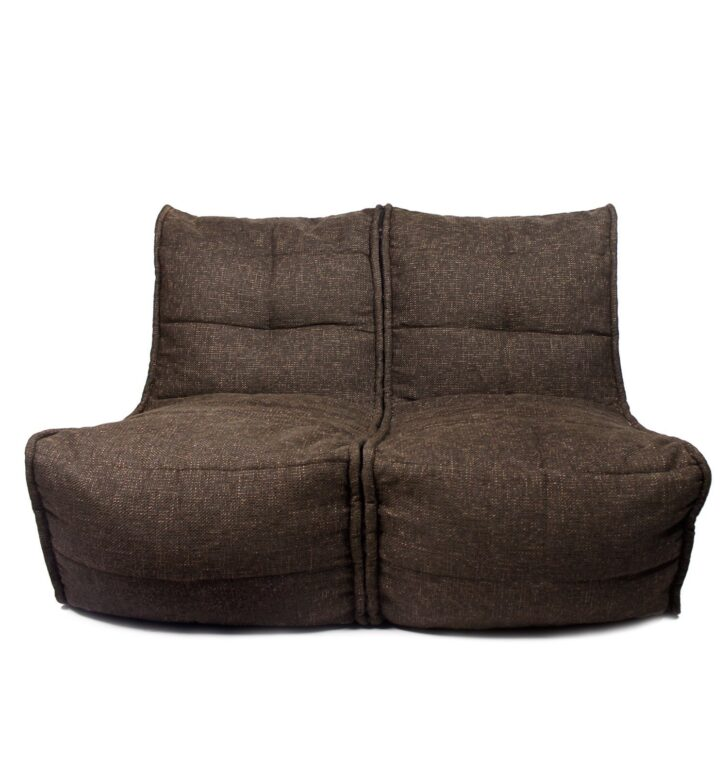 Medium Size of Sitzsack Sofa Twin Hot Chocolate Ambientyou Mit Abnehmbaren Bezug 2 Sitzer Neu Beziehen Lassen Stoff Grau Polsterreiniger Langes Petrol Lagerverkauf Xxxl Sofa Sitzsack Sofa