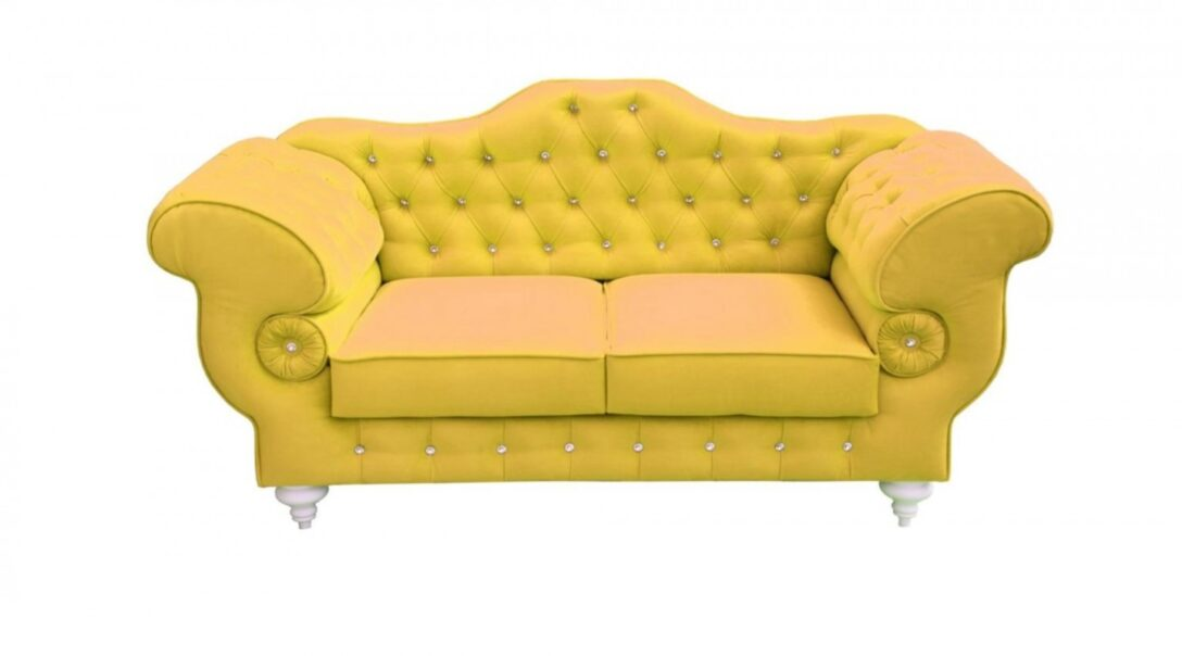Large Size of 00921 Ston 2 Sitzer Sofa Couch Echtleder Gelb Pu Plsch Mit Elektrischer Sitztiefenverstellung Hussen Boxspring Big Grau 3 Relaxfunktion Stoff Ewald Schillig Sofa Sofa Gelb