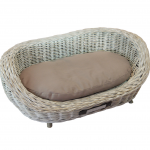 Rattan Sofa Sofa Rattan Sofa Cover Uk Furniture Bedroom Set Table Outdoor Cushions Beds Argos Mauritius Singapore Sale And Chairs Aldi For Happy House Korb Oval Weiss Hundekrone