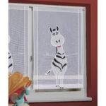 Raffrollo Kinderzimmer Zebra 60 120 Cm 699 Regal Weiß Küche Regale Sofa Kinderzimmer Raffrollo Kinderzimmer
