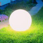 Kugelleuchte Garten Garten Kugelleuchte Garten Moonlight Mbg 750 Mit Sockel Zum Eingraben Bewässerung Lounge Möbel Klappstuhl Liege Schaukel Für Zaun Sonnensegel Stapelstühle