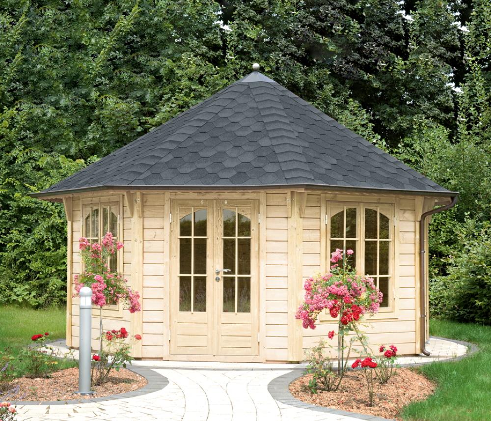 Full Size of Garten Pavillion Pavillon Rund Luxus Metall Holzdach Holz Gartenpavillon Aus / Metallpavillon Sun Antik Kupfer Look Holzhaus Kaufen 3x3m 3x4 Rundes Dach Garten Garten Pavillion