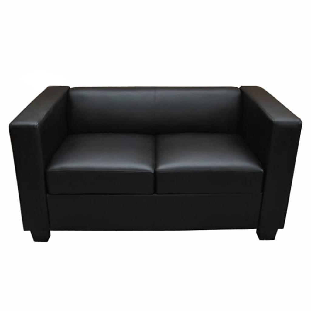 Full Size of 2er Sofa Couch Loungesofa Lille Kunstleder Mit Led Hussen Für Schlaf Garnitur 2 Teilig Kolonialstil Big überzug Kaufen Xxxl Federkern Walter Knoll Esstisch Sofa 2er Sofa