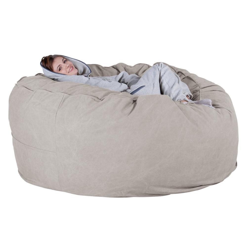 Full Size of Lounge Pug Big Sofa Mit Schlaffunktion Terassen Chesterfield Togo Kunstleder Canape Leder Großes Weiches Relaxfunktion 3 Sitzer Billig U Form Xxl Günstig Sofa Sitzsack Sofa