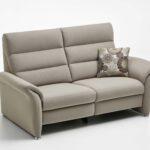 Sofa 2 5 Sitzer Landhausstil Microfaser Marilyn Grau Stoff Couch Leder Mit Schlaffunktion Relaxfunktion Federkern Elektrisch Bett 120x200 Matratze Und Sofa Sofa 2 5 Sitzer