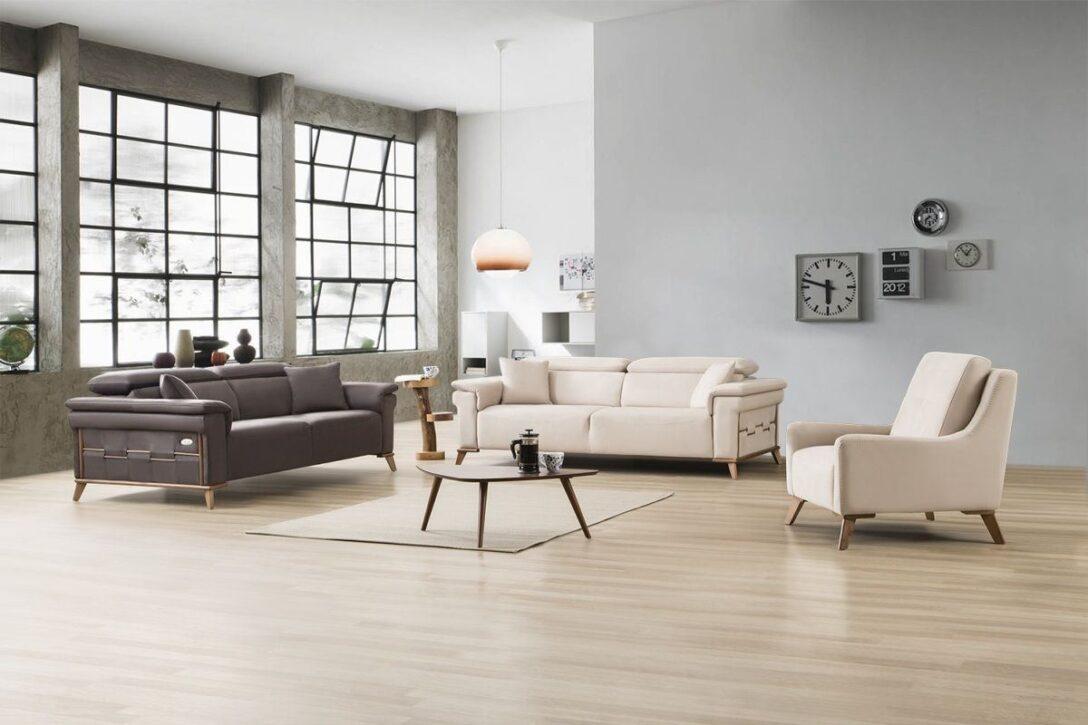Large Size of Sofa Garnitur Stoff Couch Potsdam 3er Und 1er Mit Relaxfunktion Echtleder Breit Aus Matratzen 2 Sitzer Schlaffunktion Modulares Riess Ambiente Xxl U Form 3 1 Sofa Sofa Garnitur