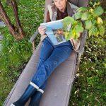 Gartenzeitschrift Stockfotos Bilder Alamy Feuerstelle Im Garten Servierwagen Pool Guenstig Kaufen Bauen Ausziehtisch Loungemöbel Kugelleuchten Holztisch Garten Garten Zeitschrift