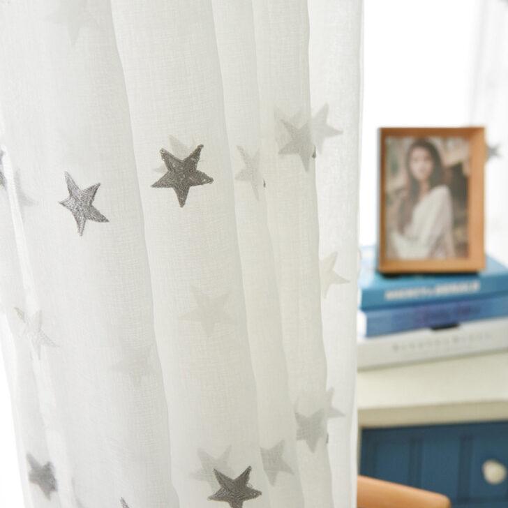 Medium Size of Gardine Sterne Fr Scheibengardinen Küche Fenster Gardinen Regal Sofa Für Die Weiß Regale Kinderzimmer Gardine Kinderzimmer