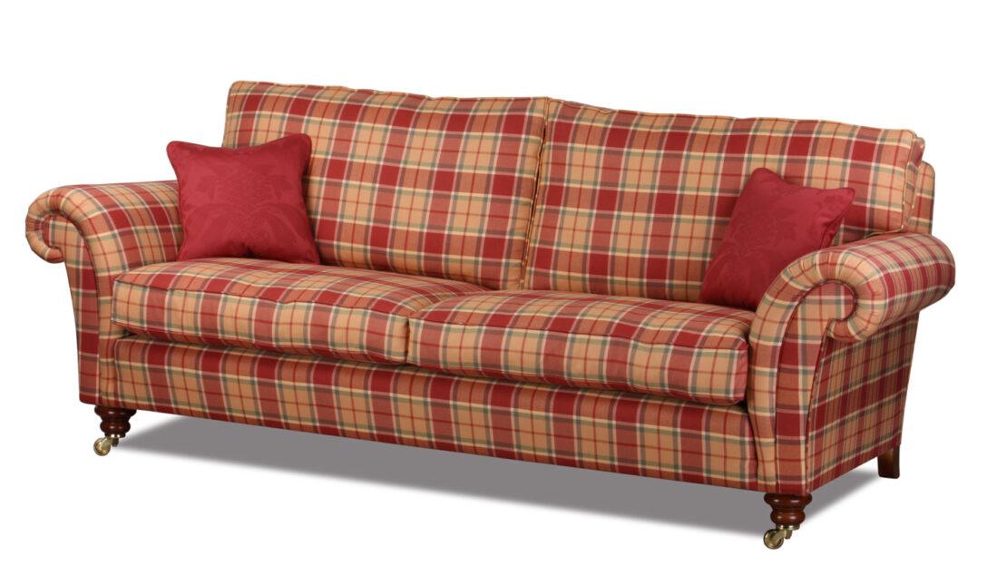 Large Size of Baxter Sofa In Schottischem Tartan Big Mit Hocker Holzfüßen Bettkasten Esszimmer Xxl Goodlife Boxspring Schlaffunktion Federkern überzug Leder Für Günstig Sofa Sofa Englisch