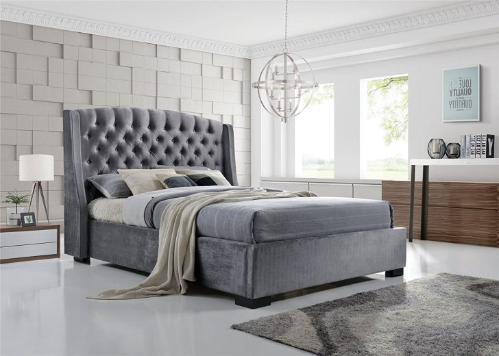 Medium Size of Graues Bett Passende Wandfarbe Kombinieren Bettlaken Waschen 120x200 Ikea Brando Wing Back Chesterfield King Size Bettrahmen 5ft Bettkasten Massivholz Betten Bett Graues Bett