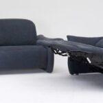 2 Sitzer Sofa Mit Relaxfunktion Elektrischer Elektrisch 5 Stoff 2 Sitzer City Integrierter Tischablage Und Stauraumfach Leder Gebraucht 5 Sitzer   Grau 196 Cm Sofa 2 Sitzer Sofa Mit Relaxfunktion