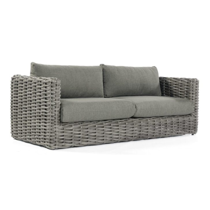 Medium Size of Polyrattan Sofa Sonnenpartner Sands Loungesofa Rolf Benz Big Günstig Cognac Landhaus Sitzhöhe 55 Cm Zweisitzer Weißes Rund Mit Relaxfunktion Rattan Sofa Polyrattan Sofa