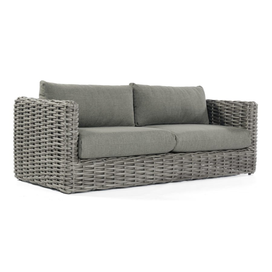 Large Size of Polyrattan Sofa Sonnenpartner Sands Loungesofa Rolf Benz Big Günstig Cognac Landhaus Sitzhöhe 55 Cm Zweisitzer Weißes Rund Mit Relaxfunktion Rattan Sofa Polyrattan Sofa