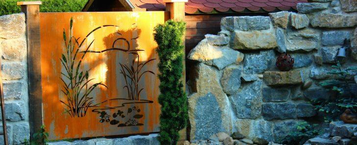 Medium Size of Garten Trennwand Sichtschutz Metall Ideen Selber Bauen Holz Kunststoff Paletten Bauhaus Glas Stein Machen Obi Anthrazit Selbst Schweiz Praktiker Kaufen Aus Garten Garten Trennwand