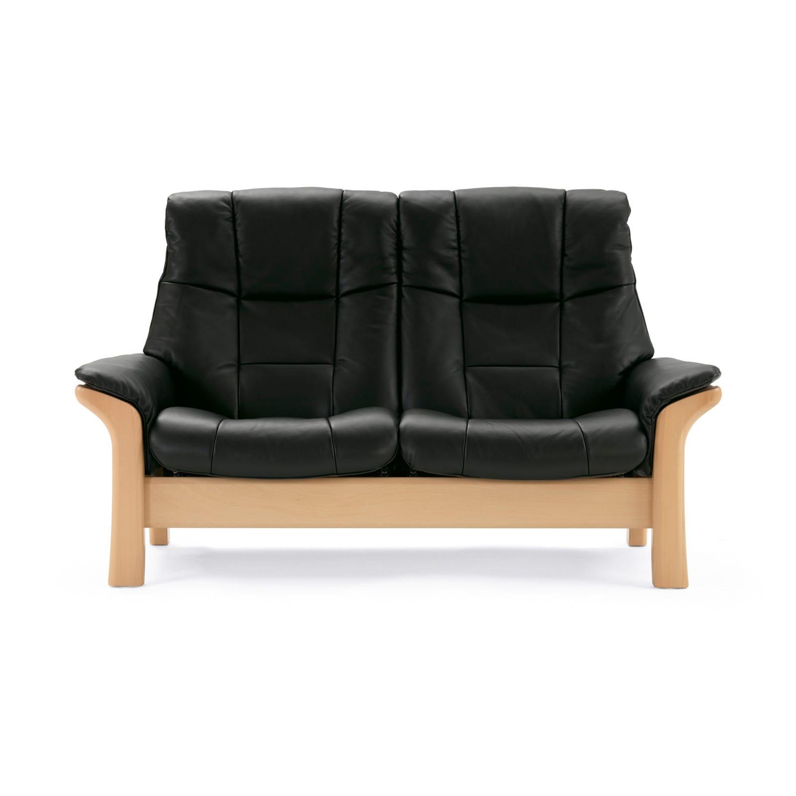 Full Size of 2 Sitzer Sofa Stressless Buckingham L Hoch Black Natur Ausziehbar U Form Bett 180x200 Mit Bettkasten Schwarz Kolonialstil 2er Relaxfunktion 3 220 X Schubladen Sofa 2 Sitzer Sofa