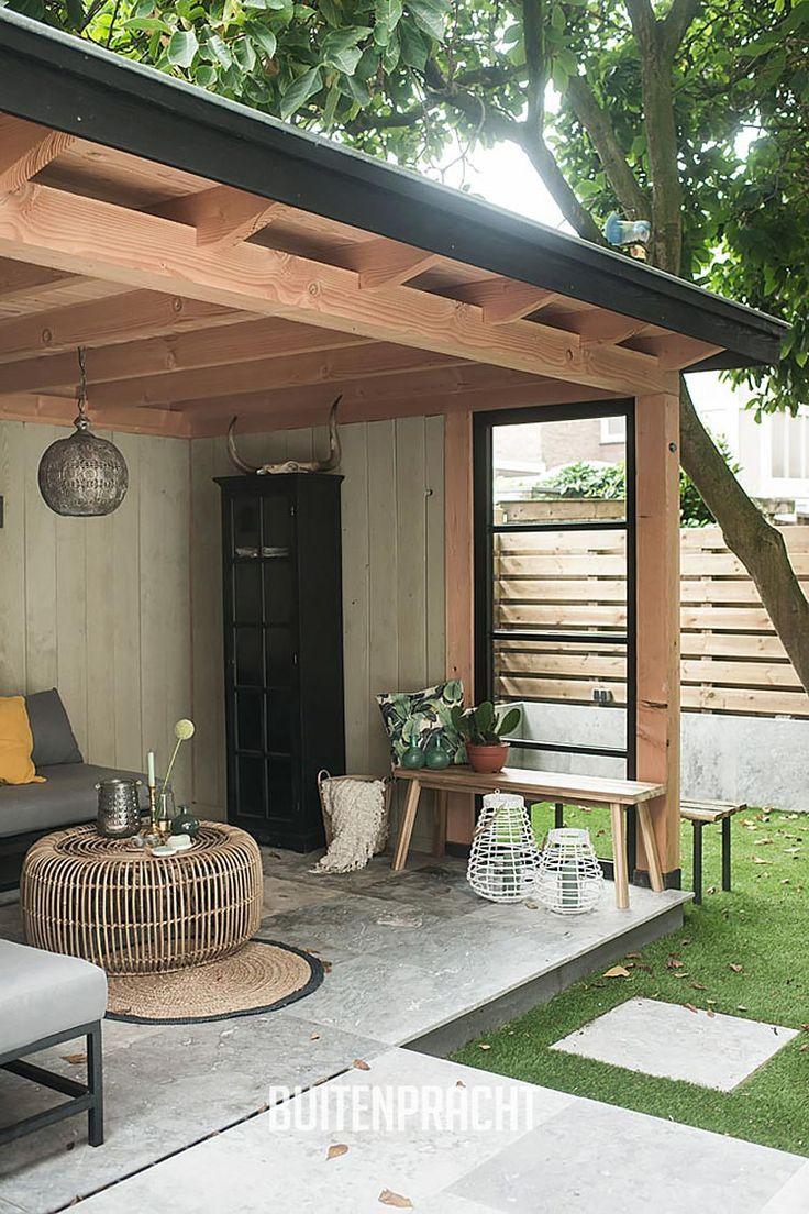 Full Size of Gartenüberdachung Konzeption Umsetzung Buitenpracht Stylish Houtbouw Hoveniers Garten Gartenüberdachung
