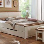 Bett Doppelbett Provence 180 200 Cm Pinie Nordica Creme Und Skandinavisch Selber Bauen 180x200 Dänisches Bettenlager Badezimmer Wand Esstisch Eiche Massiv Bett Massiv Bett 180x200