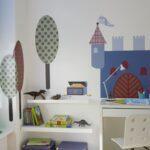 Raffrollo Kinderzimmer Wird Zum Abenteuerland Diewohnbloggerde Regal Weiß Küche Sofa Regale Kinderzimmer Raffrollo Kinderzimmer