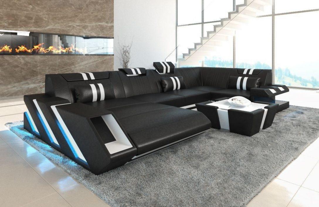 Large Size of Sofa Günstig Wohnlandschaft Apollonia U Form In Leder Gnstig Kaufen Auf Raten Kissen Big Braun Mit Relaxfunktion Wk Abnehmbarer Bezug 2 5 Sitzer Heimkino Sofa Sofa Günstig
