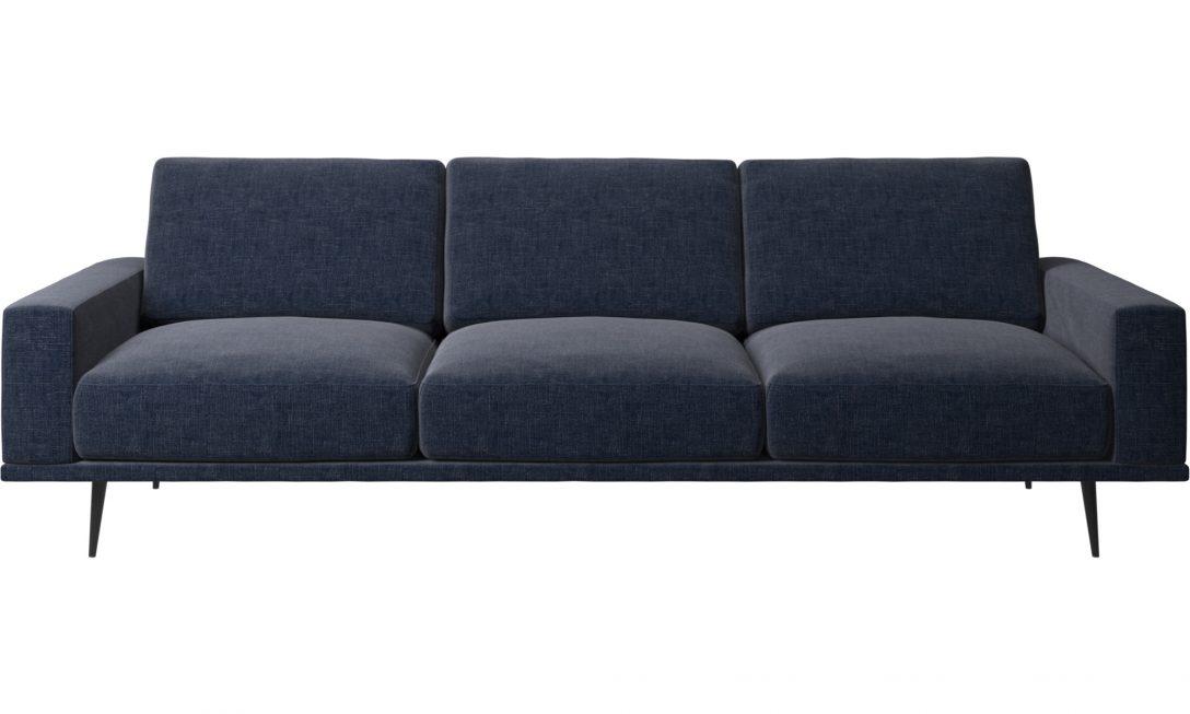 Large Size of 3 Sitzer Sofa Sofas Carlton Boconcept Garnitur Teilig Samt Megapol Led 3er Grau Rahaus Mit Holzfüßen Inhofer Mega Sofa 3 Sitzer Sofa