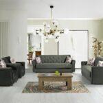 Sofa 3 Teilig Sofa Sofa 3 Teilig Gnstige Couch Mit Led Alternatives Wildleder Megapol überzug Neu Beziehen Lassen Aus Matratzen Sitzer Grau Patchwork Englisches Garnitur