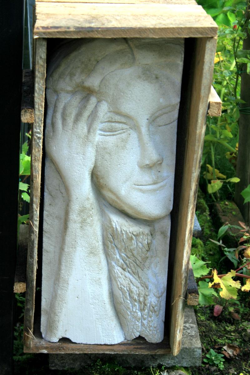 Full Size of Gartenskulpturen Aus Stein Modern Garten Skulpturen Steinguss Kaufen Skulptur Beton Berlin Rostigem Eisen Antik Metall Edelstahl Porenbeton Im Selbst Gemacht Garten Garten Skulpturen