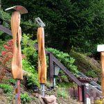 Garten Skulpturen Garten Garten Skulpturen Gartenskulpturen Aus Stein Modern Rostigem Eisen Kaufen Metall Rost Buddha Skulptur Steinguss Holz Berlin Antik Gartendeko Moderne Beton