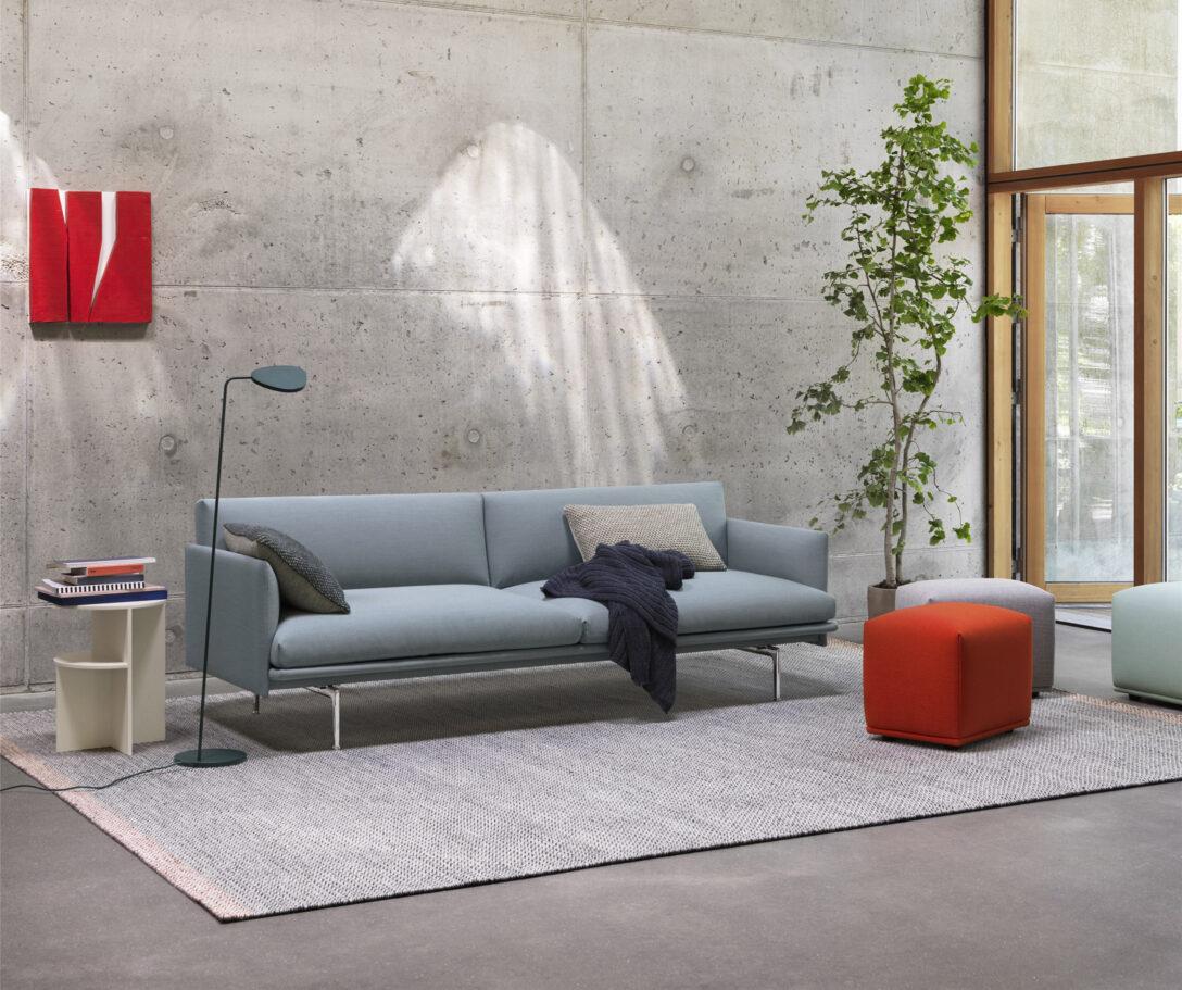 Large Size of Muuto Sofa Outline Mit Chaise Longue Rattan Esszimmer Leder Jugendzimmer Ebay Big Flexform In L Form Freistil Für Polster Sofa Muuto Sofa