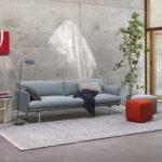 Muuto Sofa Sofa Muuto Sofa Outline Mit Chaise Longue Rattan Esszimmer Leder Jugendzimmer Ebay Big Flexform In L Form Freistil Für Polster