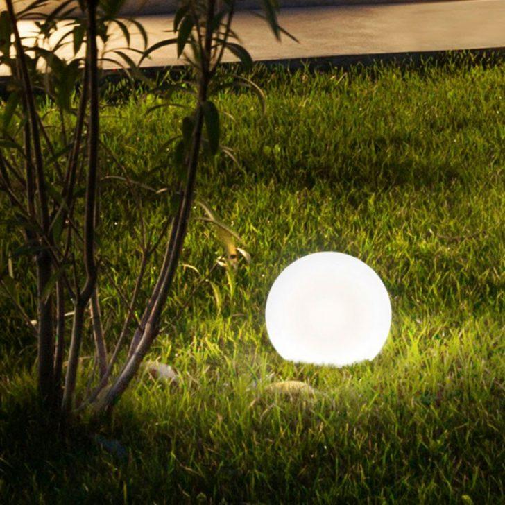 Medium Size of Kugelleuchte Garten Sluce Globe 30cm Robuste Aussenkugel Wei Lounge Sofa Liegestuhl Beistelltisch Paravent Stapelstühle Essgruppe Klapptisch Bewässerung Garten Kugelleuchte Garten