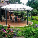 Gartenüberdachung Garten Gartenüberdachung Terrassendach 10 Ideen Fr Den Geschtzten Ort Im Garten