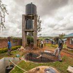 Wassertank Garten Garten Wassertank Garten Baufortschritt In Kenia Der Neue Nyota Wasserspeicher Loungemöbel Holz Feuerstelle Kinderschaukel Spielgeräte Kinderhaus Fussballtor