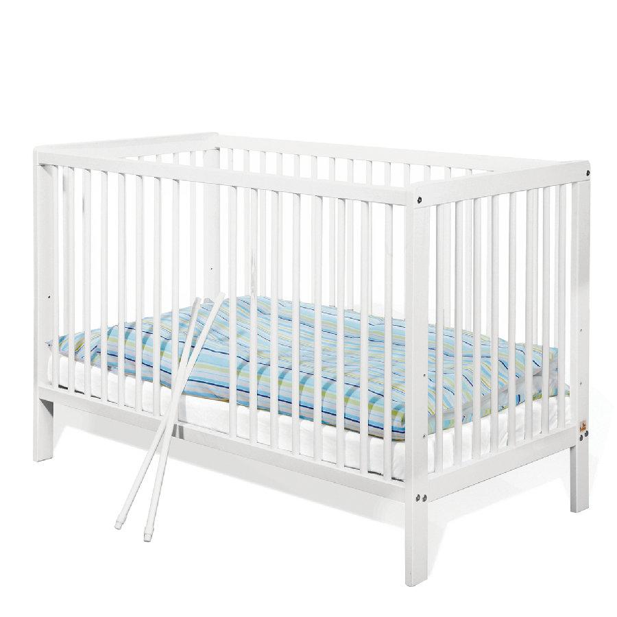 Full Size of Pinolino Bett Kinderbett Lenny 60 120 Cm Babymarktde 200x200 Komforthöhe Weiß Hohes Kopfteile Für Betten Ikea 160x200 Stauraum 140 X 200 Mädchen Tagesdecke Bett Pinolino Bett