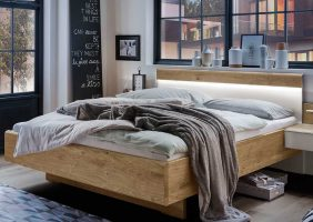 Modernes Bett 180×200