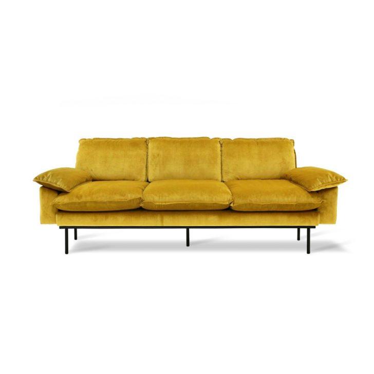 Medium Size of Sofa 3 Sitzer Hk Living Retro Gnstig Kaufen Bueradode Chesterfield Günstig L Mit Schlaffunktion Grau Stoff Garnitur Teilig Bezug Ecksofa Koinor 2 Regal 30 Cm Sofa Sofa 3 Sitzer