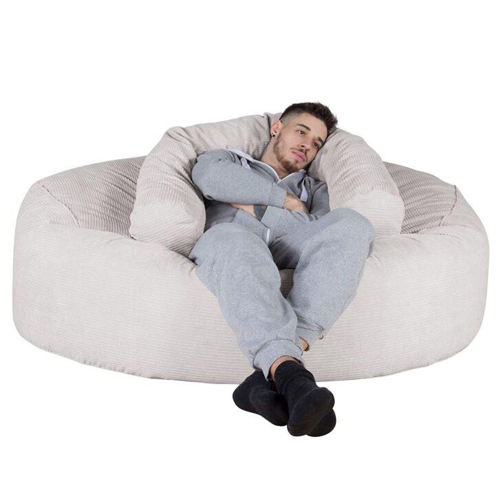 Medium Size of Mega Mammoth Sofa Sitzsack Xxl Nadelstreifencord Nerzfarben Büffelleder Mit Relaxfunktion Elektrisch 2 Sitzer Karup Creme Arten Stressless Wk Schlaffunktion Sofa Sitzsack Sofa