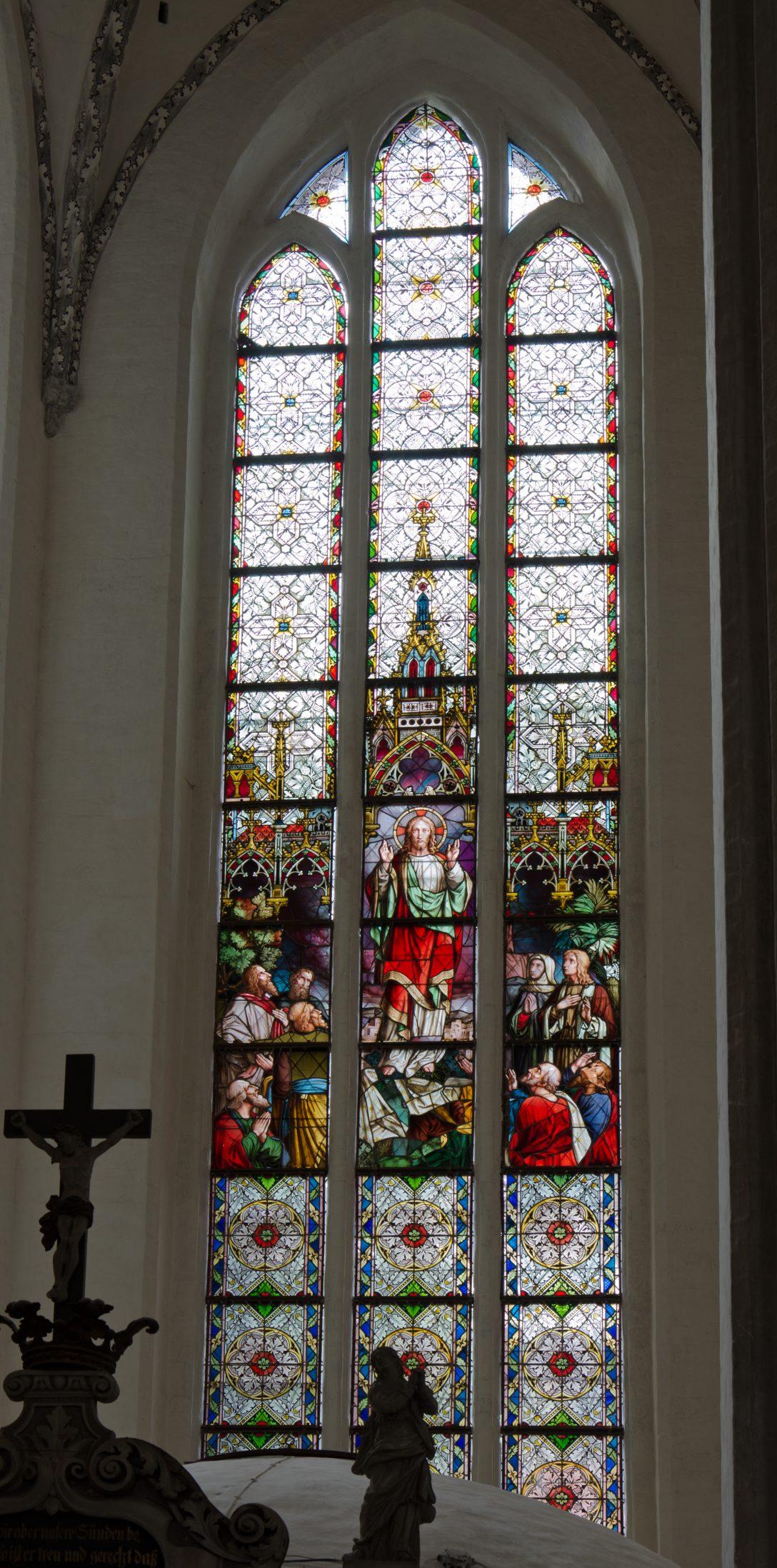 Large Size of Fenster Rostock Filerostock Stmarien Fensterjpg Wikimedia Einbruchschutz Stange Verdunkelung Beleuchtung Velux Einbauen Insektenschutzgitter Sonnenschutz Fenster Fenster Rostock