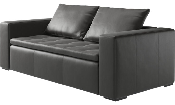 Medium Size of Sofa Grau Leder 3er Big Ikea Ledersofas Schillig Lederoptik Chesterfield Joop Musterring Garnitur 3 Teilig Schlaffunktion Günstig Kaufen Stoff Bunt Hocker U Sofa Sofa Grau Leder