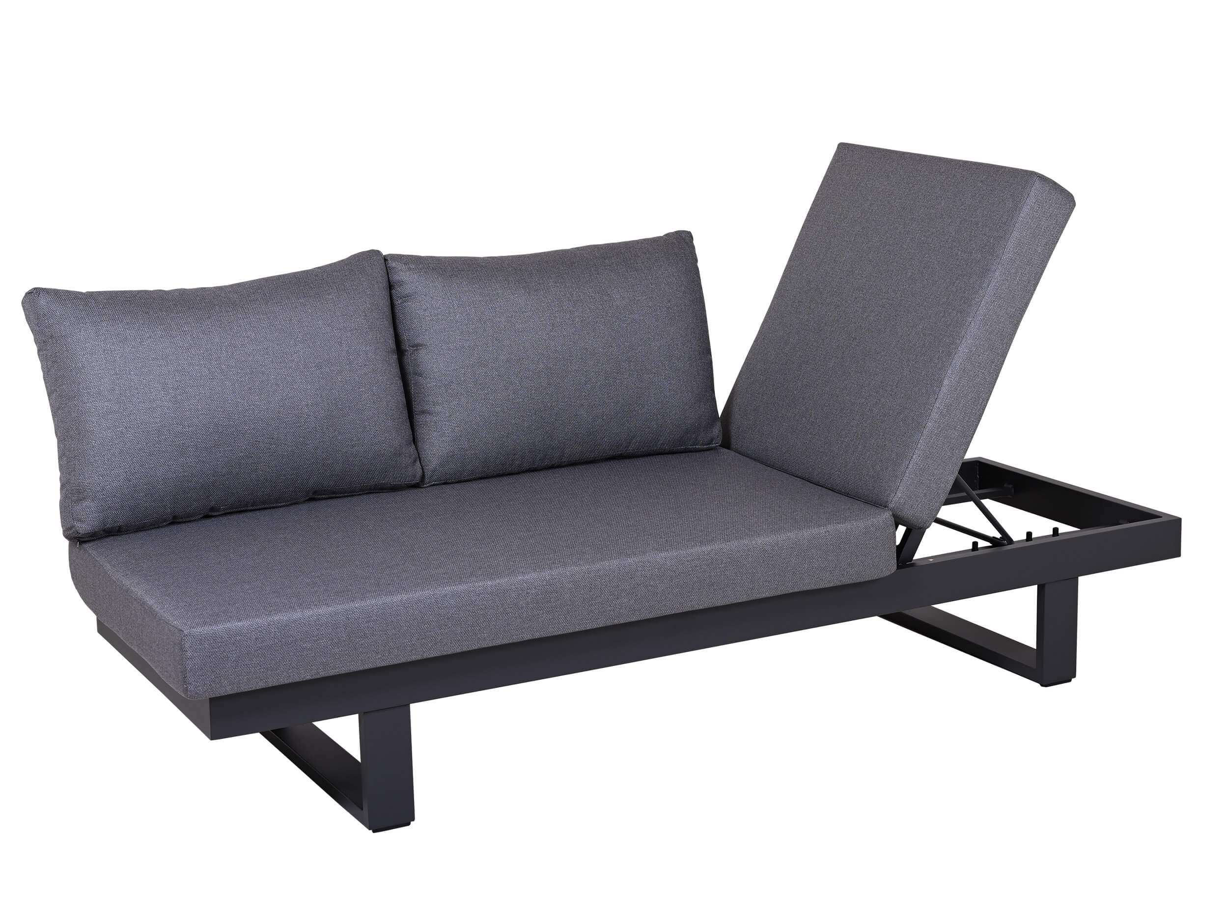 Full Size of Multifunktionale Alu Lounge Liege Sofa Vermont Gartenmbel Lnse Led Bunt Polyrattan Himolla Weiß Grau Minotti Indomo L Mit Schlaffunktion 3 Sitzer Bezug Sofa Sofa Liege