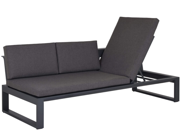 Medium Size of Multifunktionale Alu Lounge Liege Ventura Rechts Gartenmbel Lnse Sofa Kleines Wohnzimmer Big Braun Megapol Leder Türkis Home Affaire Mega Walter Knoll Xxl Sofa Sofa Liege