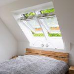 Felux Fenster Velux Veluduo Zwei Dachfenster Nebeneinander Insektenschutz Bauhaus Schüko Rollos Für Salamander Aluminium Schallschutz Flachdach Alarmanlage Fenster Felux Fenster